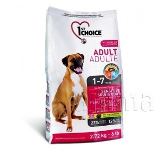 1st Choice Adult Sensitive Skin & Coat All Breed