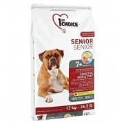 1st Choice Senior Sensitive Skin & Coat All Breed