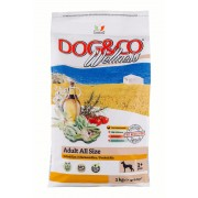Adragna Dog&Co Wellness Adult All Size Chicken & Rice