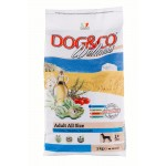 Adragna Dog&Co Wellness Adult All Size Fish & Rice