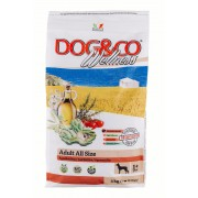 Adragna Dog&Co Wellness Adult All Size Lamb & Rice