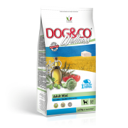 Adragna Dog&Co Wellness Adult Mini Fish & Riсe