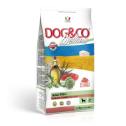 Adragna Dog&Co Wellness Adult Mini Lamb & Riсe