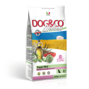 Adragna Dog&Co Wellness Puppy Mini Chicken & Rice