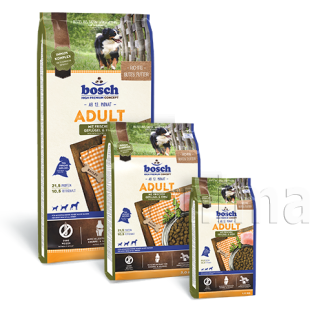 Bosch Adult Poultry & Millet птица