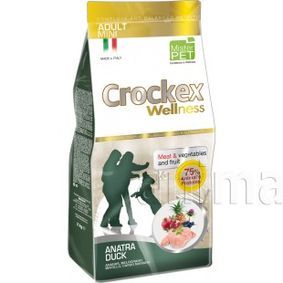Crockex Wellness Mini Dog Adult Duck & Rice
