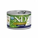 Farmina N&D Prime Dog Lamb & Blueberry wet food