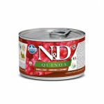 Farmina N&D Grain Free Quinoa Dog Venison & Coconut wet food