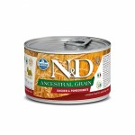 Farmina N&D Ancestral Grain Dog Chicken & Pomegranate wet food