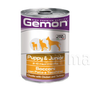Gemon Dog Puppy Chicken/Turkey