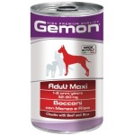 Gemon Dog Maxi Adult Beef/Rice (говядина/рис)