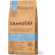 Grandorf Sensitive Care Holistic White Fish & Rice All Breeds