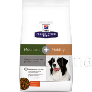 Hills Prescription Diet Metabolic + Mobility Canine Original