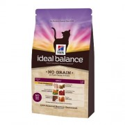 Hills Ideal Balance Feline Adult NO GRAIN with Fresh Chicken and Potato