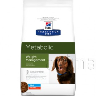 Hills Prescription Diet Metabolic Canine Mini