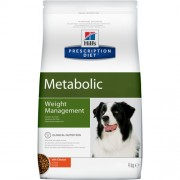 Hills Prescription Diet Canine Metabolic (курица)