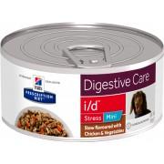Hills Prescription Diet i/d Stress Рагу для мелких пород (курица, овощи)