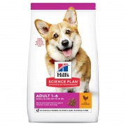 Hills Science Plan Adult Small & Mini with Chicken