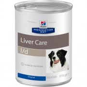 Hills Prescription Diet l/d Liver Care для собак