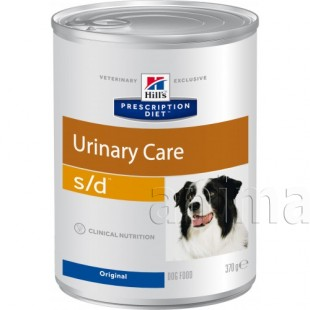 Hills Prescription Diet s/d Urinary Care для собак