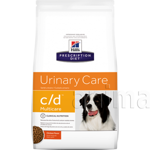 Hills Prescription Diet Canine c/d Multicare Urinary Care (курица)