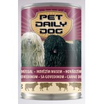 Консервы для собак Pet Daily Dog Beef