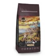Сухой корм Landor для собак мелких пород, ягненок с рисом