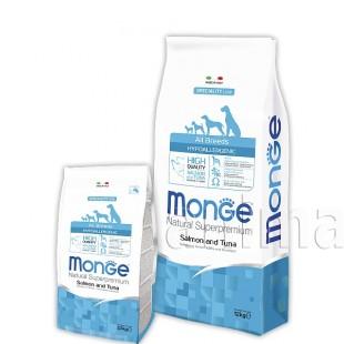 Monge Dog Speciality Hypoallergenic Fish 24/12
