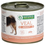 Natures Protection Dog Adult Veal
