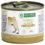 Natures Protection Dog Adult Light Turkey & Lamb