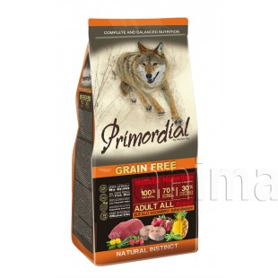 Primordial Dog Adult Buffalo & Mackerel
