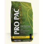 Pro Pac Ultimates Large Breed Puppy Chicken Meal & Brown Rice Formula