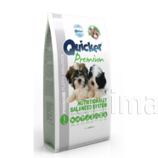 Quicker Premium Puppy Mini/Midi Dog