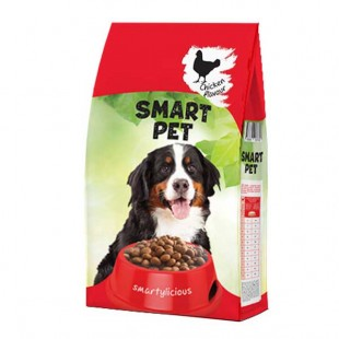 Quicker Smart Pet Adult Dog Food Chicken