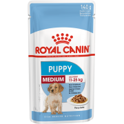 Royal Canin Medium Puppy (в соусе)