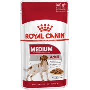 Royal Canin Medium Adult (в соусе)