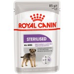 Royal Canin Sterilised Canin (в паштете)