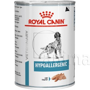 Royal Canin Hypoallergenic can