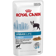 Royal Canin Urban Life Junior Wet