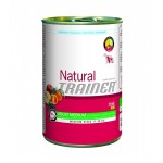 Trainer Natural Adult Medium with Beef, Rice & Ginseng