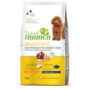 Trainer Natural Adult Dog Mini Ham & Rice