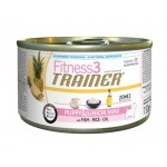 Trainer Fitness3 Puppy Mini Salmon & Rice