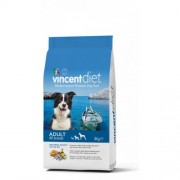 Vincent Diet Dog With Oily Fish