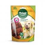 Пикантные сосиски Triol PT07 из утки для собак, 70гр