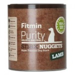 Fitmin Purity Snax Nuggets Lamb, 180г