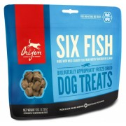 Лакомство для собак Orijen Six Fish Dog treats