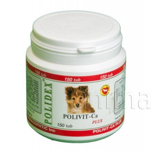 Polidex Polivit-Ca plus