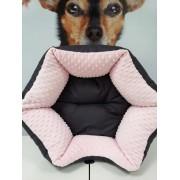 Лежак-корона Ami Play Babydoll, розовая