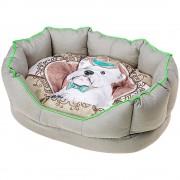 Лежак для животных Ferplast Fiore Graffiti, Sir Dog