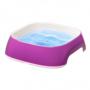 Миска для животных Ferplast Glam, фиолетовая